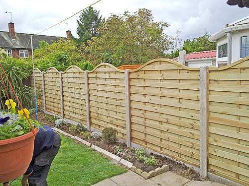 Garden Fencing Fence Installations Hull East Yorkshire